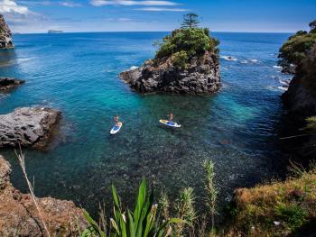 AZORES- Verano - Combinado 4 islas -São Miguel&Terceira&Faial&Pico- 10 Noches-  TAP